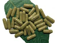 Buy Kratom Capsules - Thai Green